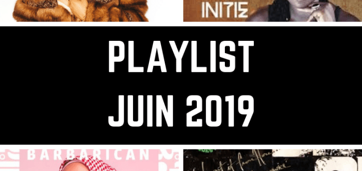 dialna - playlist Juin
