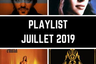 dialna - playlist Juillet 2019