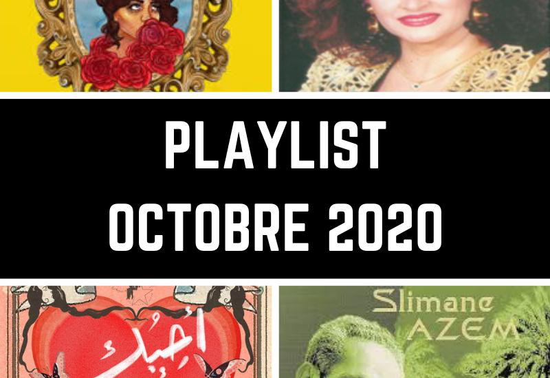 Dialna - Playlist Octobre 2020