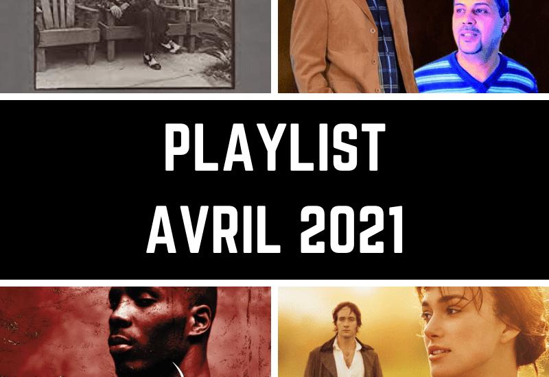 Dialna - Playlist Avril 2021
