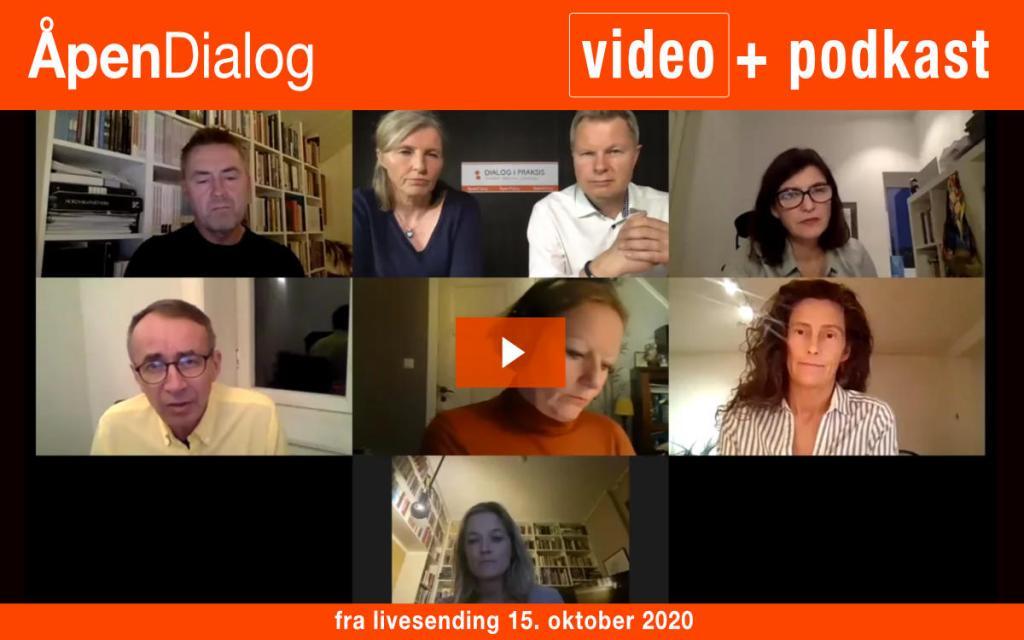 Opptak av ÅpenDialog 15.10.2020