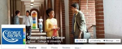 The school's facebook page