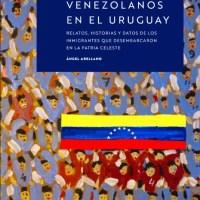 """Libro """"Venezolanos en Uruguay"""""""