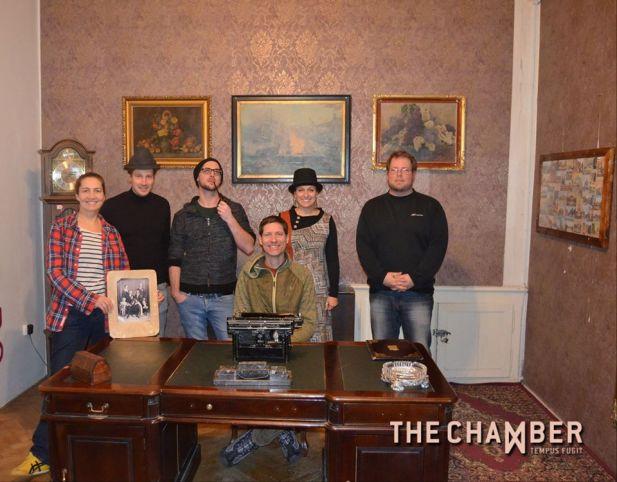 Eine schrecklich nette Familie (C) http://thechamber.cz