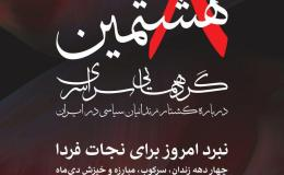 The eighth World Forum of ex. political prisoners of Iran