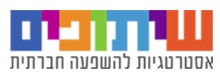 Sheatufim – Strategies for Social Impact