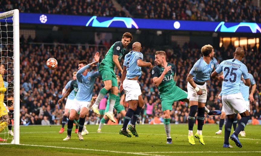 El Tottenham está entre los cuatro mejores equipos de Europa 57 años después