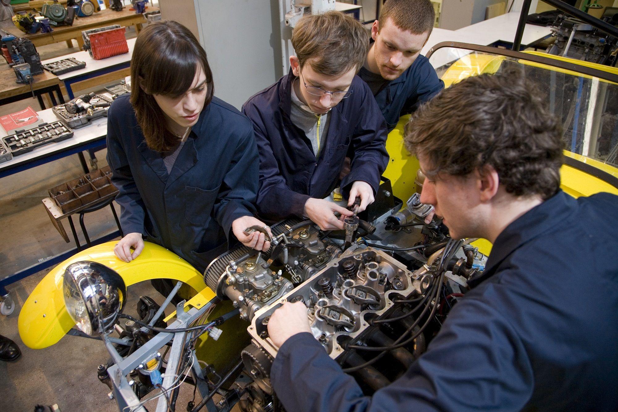 La reducción del uso de combustibles es el objetivo de académicos e industriales
