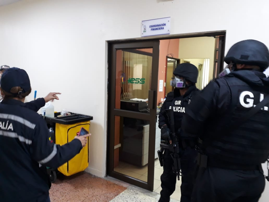 Carlos Luis Morales es la primera autoridad pública detenida por contratos irregulares en la emergencia del Covid-19