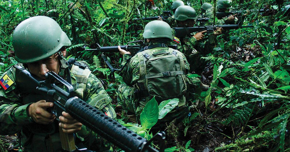 La frontera, el Talón de Aquiles, para el control del narcotráfico