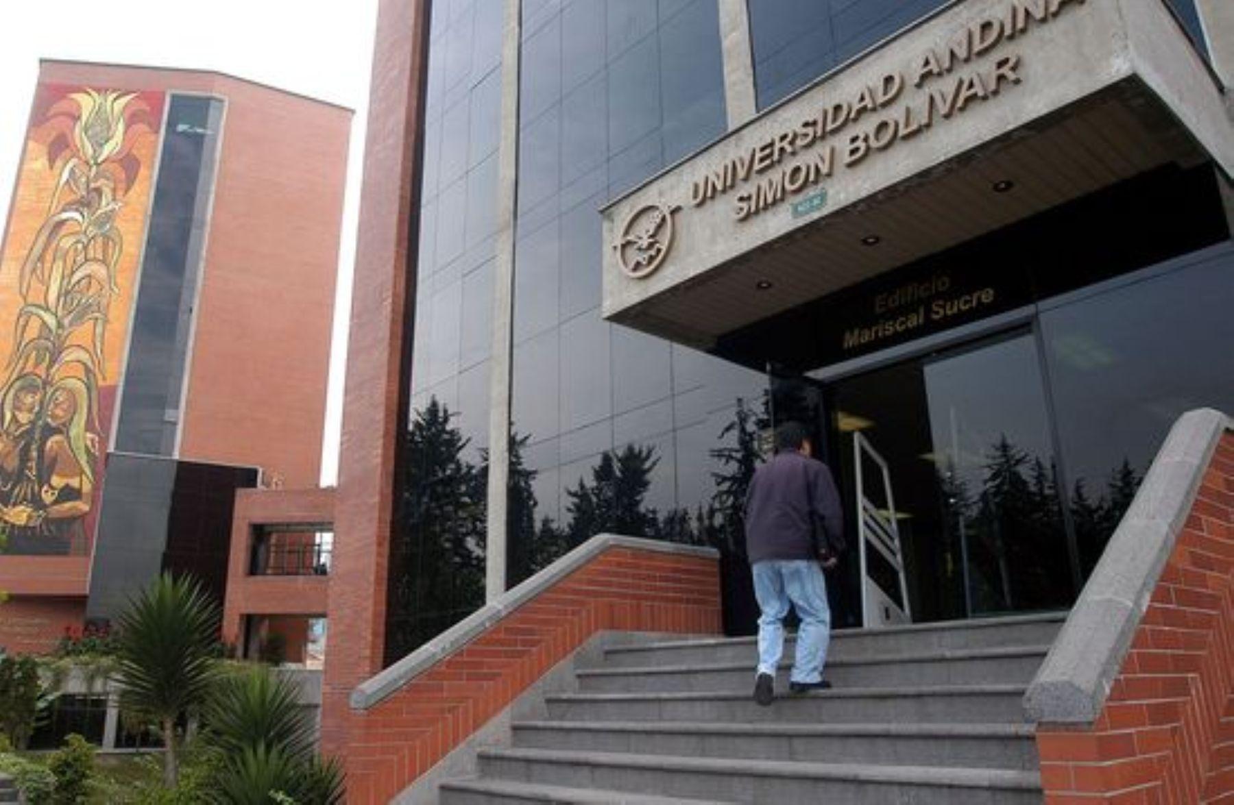 La Universidad Andina fortalece la integración regional