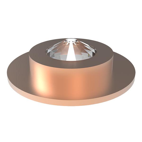 Fitting of Diamond Anvil in Anvil Ring