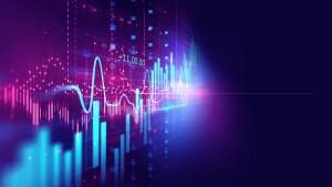 financial markets chart
