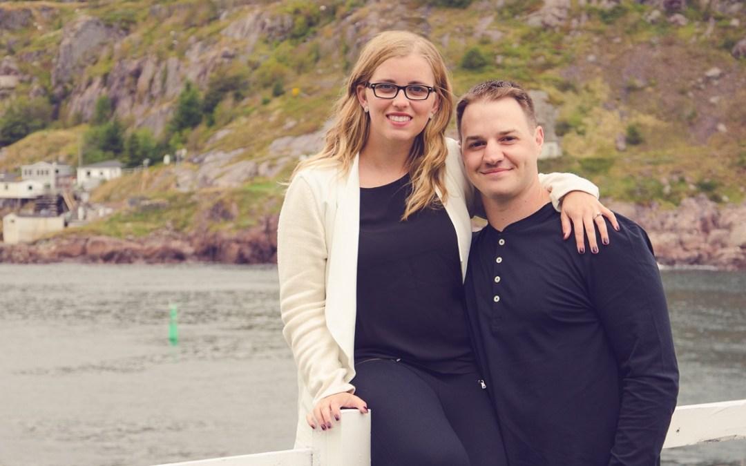 Our Experience: Stephanie & Derek