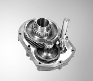 TRIO SPEED REDUCER