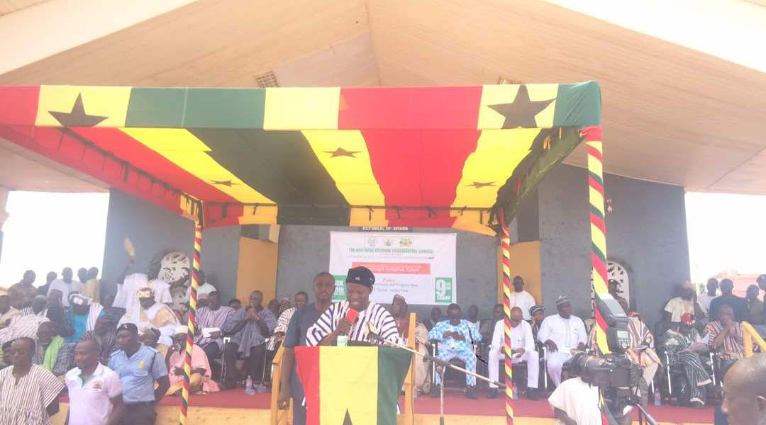 End Dagbon chieftancy conflict now – Northern Regional Minister