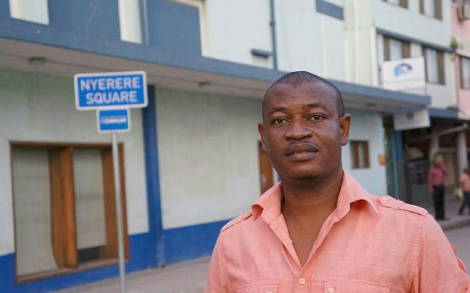 Diamond FM's Nelson Adanuti, Shortlisted for MFWA SDG's Award.