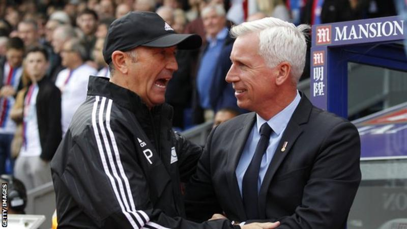 West Brom: Alan Pardew appointed manager