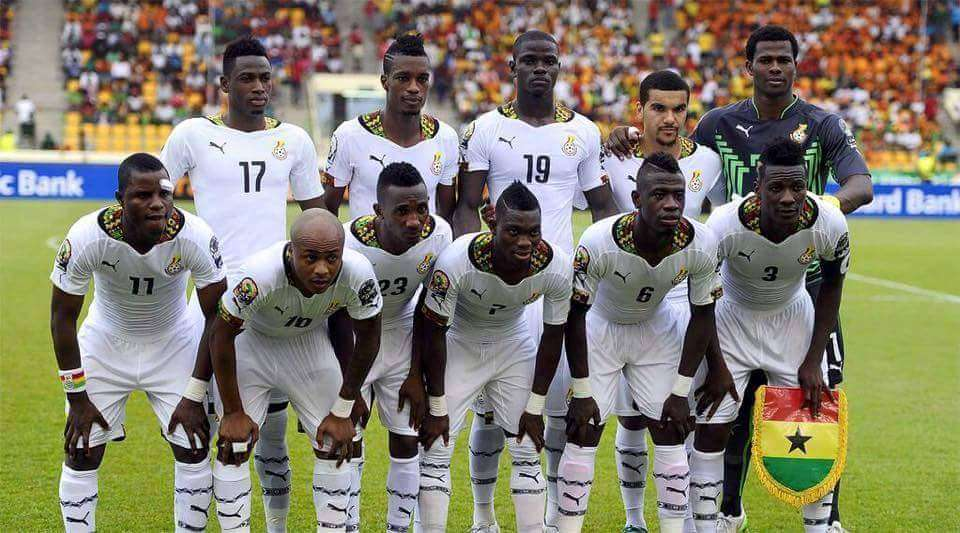 BLACK STARS BEGIN PREPARATIONS FOR LAST WORLD CUP QUALIFIER