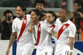 PERU PICK LAST WORLD CUP SLOT