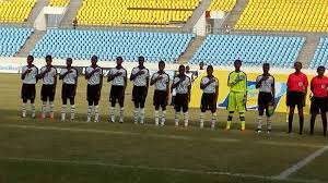 BLACK MAIDENS PROGRESS TO NEXT ROUND OF WORLD CUP QUALIFIER