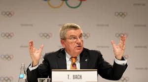 RUSSIA BANNED FROM WINTER OLYMPICS IN 2018