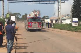 N/R: Killer speed rumps in parts of the metropolis, cause of delays in responding to fire situations-GNFS