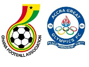 GFA VS OLYMPICS CASE ADJOURNED TO NEXT WEEK