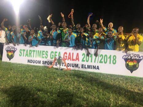 WA ALLSTARS ARE 2018 GALA CHAMPIONS