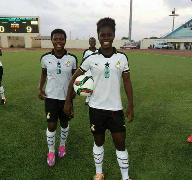 BLACK MAIDENS TAKE GIANT STEP TOWARDS FIFA UNDER 17 WORLD CUP