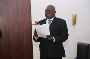 Witch-hunting propaganda won't stop me – Amidu assures Akufo-Addo