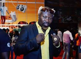 AYITTEY POWERS RUNS AWAY AFTER BRAGGING IN THE PRE-FIGHT TALKS