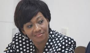 Jean Mensa replaces Charlotte Osei as new EC Chair