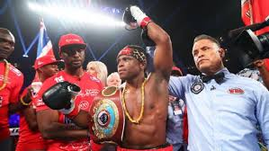 ISAAC DOGBOE STAGES A SUCCESSFUL FIRST DEFENCE OF HIS TITLE