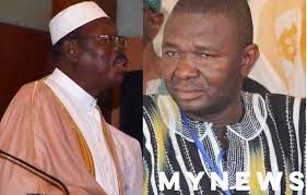 Tension in NPP, as Samba clash with I.C Quaye over Hajj tickets for party boys
