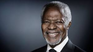Ghanaians begin to pay their last respect to late former International Diplomat; Kofi Annan