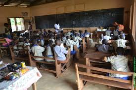 Nyankpala D/A School which has produced two DCEs still in a sad state!