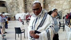 Nnamdi Kanu: Nigerian separatist leader resurfaces in Israel