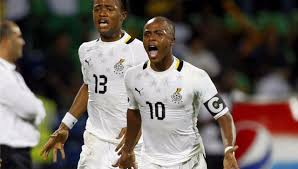 GHANA COACH KWESI APPIAH RECALLS AYEW BROTHERS FOR ETHIOPIA CLASH
