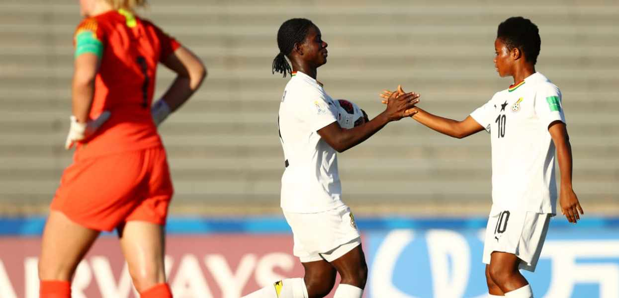 GHANA MAKES IT THREE WINS OUT OF THREE IN GROUP PHASE