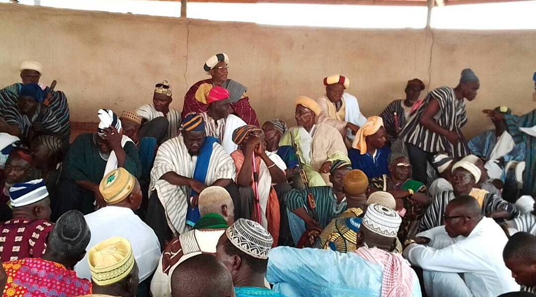 PEACE ADVOCACY GROUP IMPLORES SONS AND DAUGHTERS OF DAGBON TO JOIN IN A PEACE WALK ON SATURDAY AS PART OF EFFORT TO RESTORE THE LAND TO NORMALCY