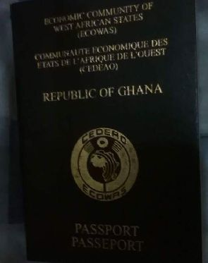 Ghanaian passport ranked 77th strongest globally