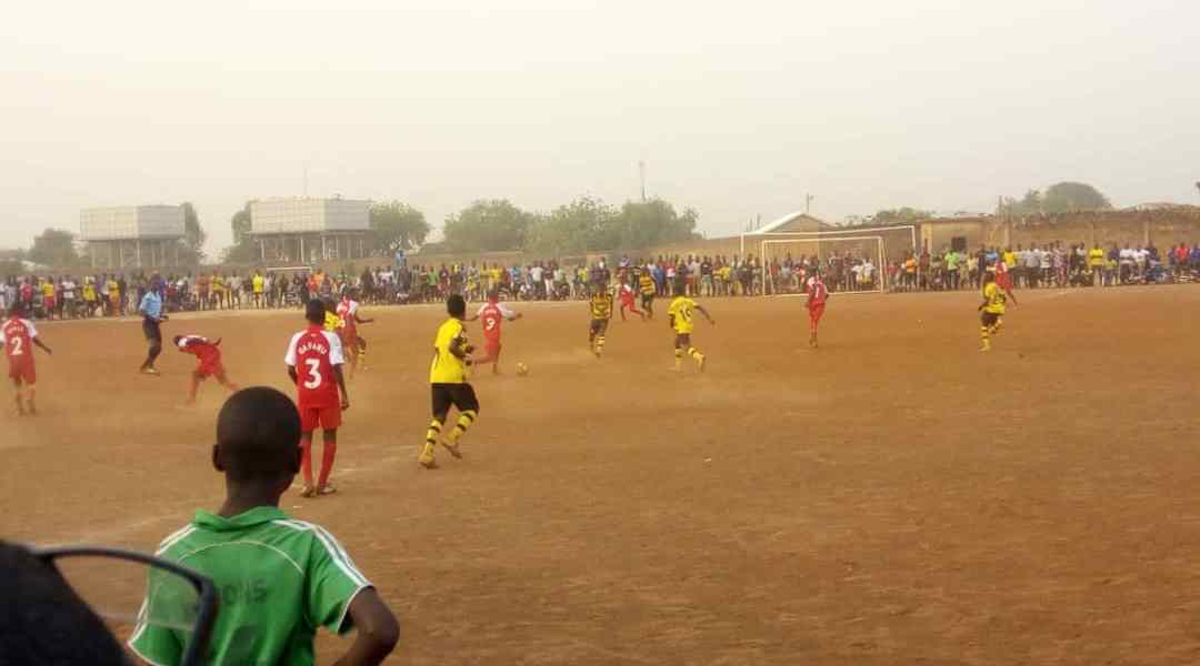 SOCCER MISSIONARIES WIN THIRD EDITION OF NOTHERN TALENT CHALLENGE CUP