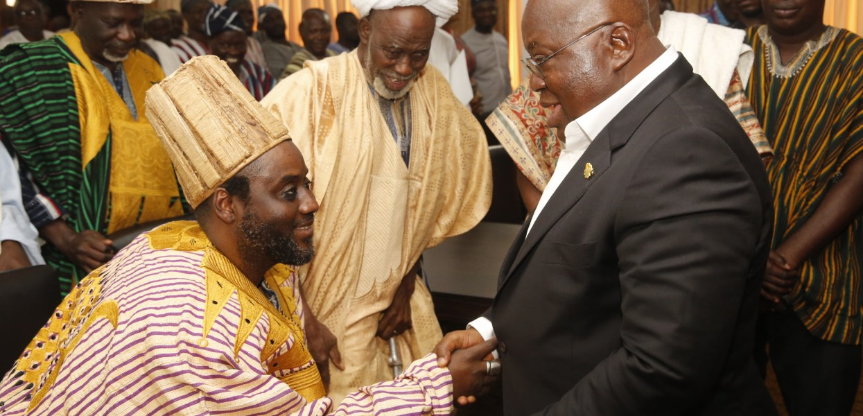 Abudu's Complete Funeral Process, Thank Gov't for Peace Roadmap