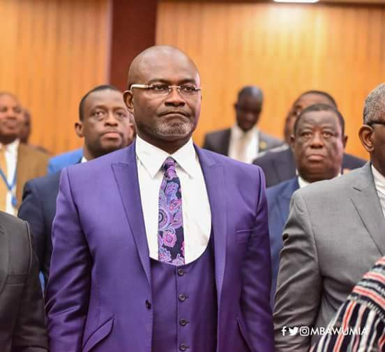 Keep your GHC100k bounty, you're a suspect – Ken Agyapong told