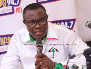 NDC man confirms voice in viral tape is National Chairman's