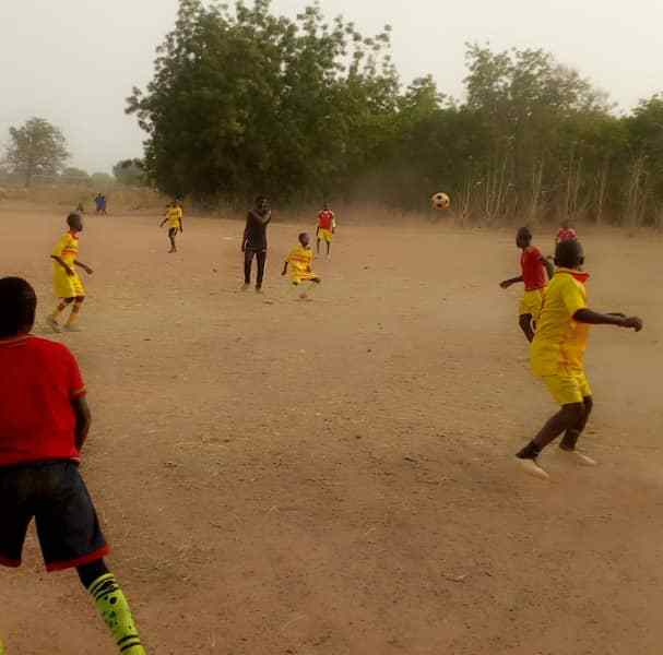 Gbuɤili FC game against City Football Club end in a stalemate in Kumbungu
