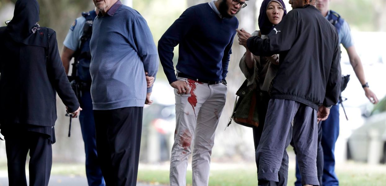 Forty-nine people have been killed and at least 20 wounded in shootings at two mosques in New Zealand