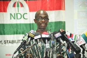 New Voters Register: Be humble and learn from your predecessor – Asiedu Nketia to EC