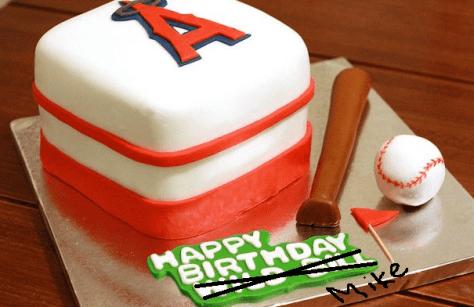 angels+birthday+cake